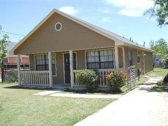 1326 Hortencia Ave, San Antonio, TX 78228