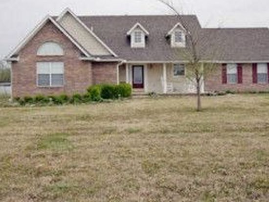 4105 E Bluestream Dr, Talala, OK 74080