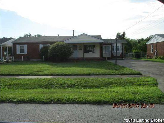 9209 Donerail Way, Louisville, KY 40272