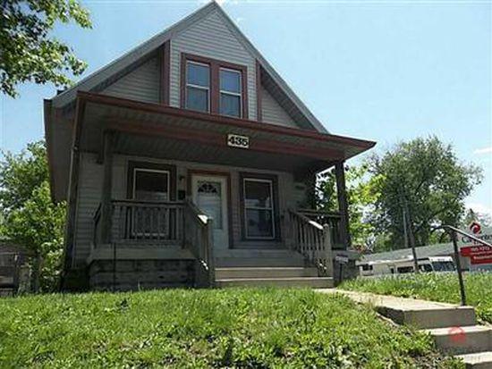 435 N Rural St, Indianapolis, IN 46201