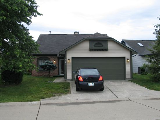 4155 Eagle Cove West Dr, Indianapolis, IN 46254