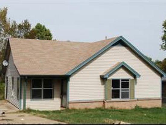 832 Pitney Ln, Memphis, TN 38127
