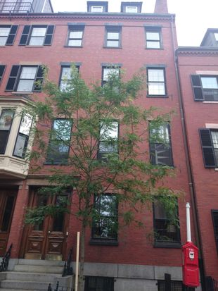 62 Pinckney St APT 2, Boston, MA 02114