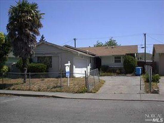 2136 Griffin Dr, Vallejo, CA 94589