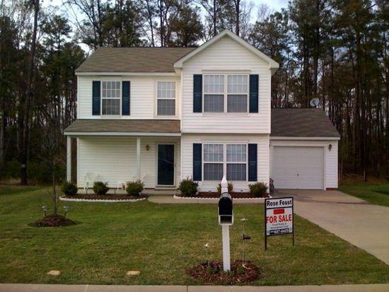 1624 Harvest Grove Ln, Richmond, VA 23223