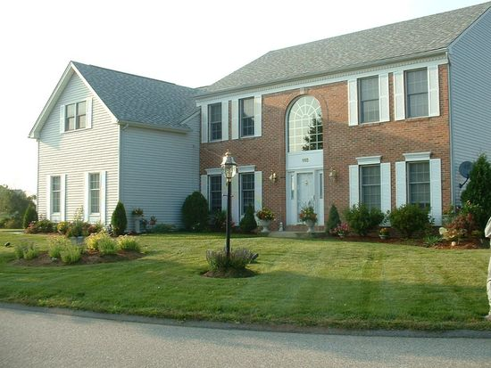 165 Rosemont Dr, North Andover, MA 01845