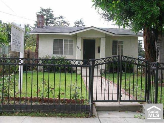 676 E Woodbury Rd, Pasadena, CA 91104