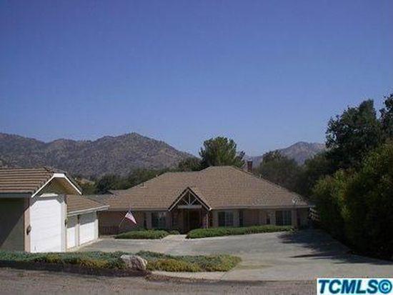 41084 Oak Ridge Dr, Three Rivers, CA 93271