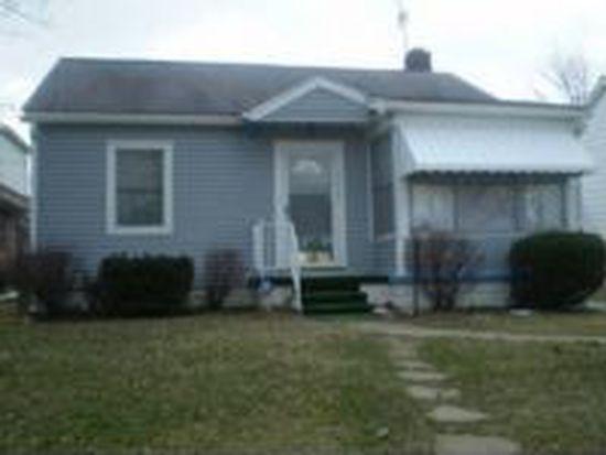 553 Van Dusen Ave, Evansville, IN 47711