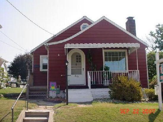 516 N 7th St, Jeannette, PA 15644