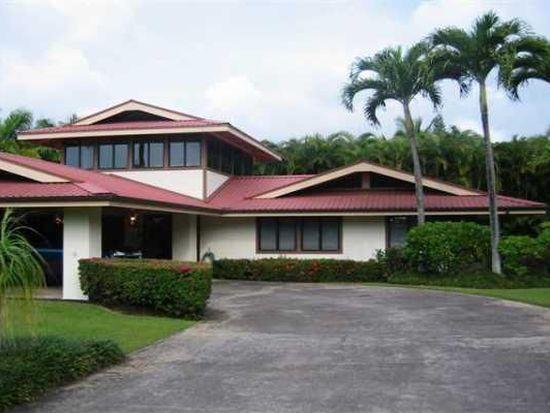 74-1471 Hao Kuni St, Kailua Kona, HI 96740