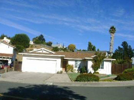 2135 Lupine Rd, Hercules, CA 94547