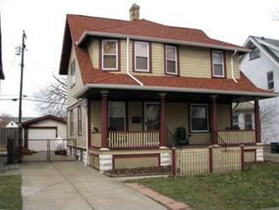 1358 Mathews Ave, Cleveland, OH 44107