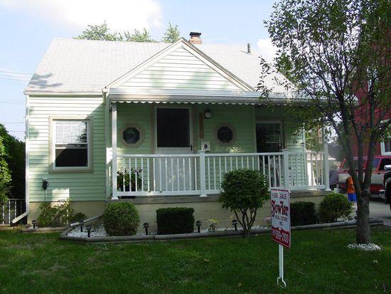23744 Couzens Ave, Hazel Park, MI 48030