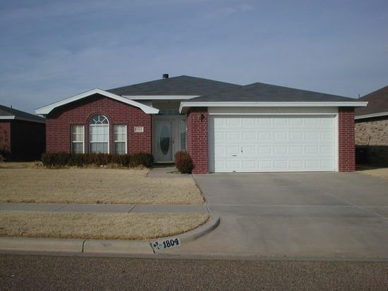 1804 79th Pl, Lubbock, TX 79423