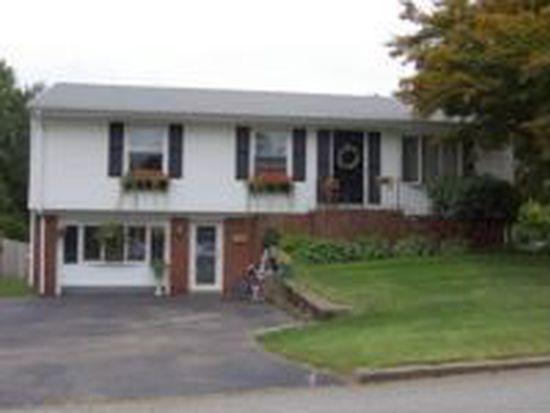 91 Birchwood Dr, Cranston, RI 02920