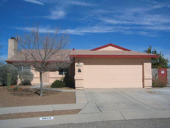 8823 E Squaw Peak Dr, Tucson, AZ 85730