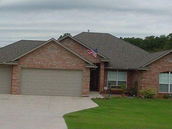 14713 SE 79th St, Choctaw, OK 73020