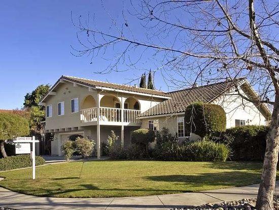 1742 Dorrance Dr, San Jose, CA 95125