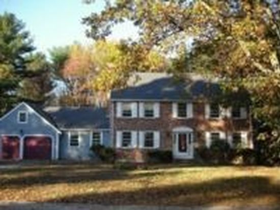 89 Blueberry Hill Ln, North Andover, MA 01845