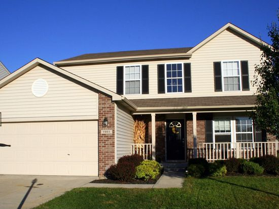 7923 Valley Trace Ln, Indianapolis, IN 46237