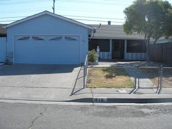 416 Echo Summit Rd, Vallejo, CA 94589