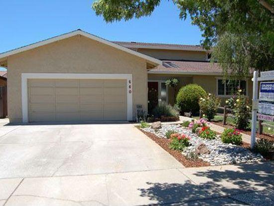 660 Via Del Castille, Morgan Hill, CA 95037
