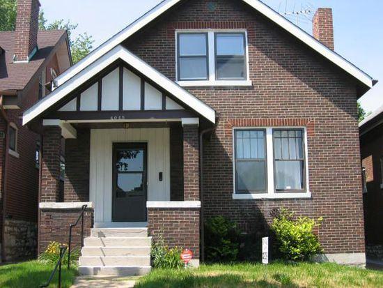 4045 Humphrey St, Saint Louis, MO 63116
