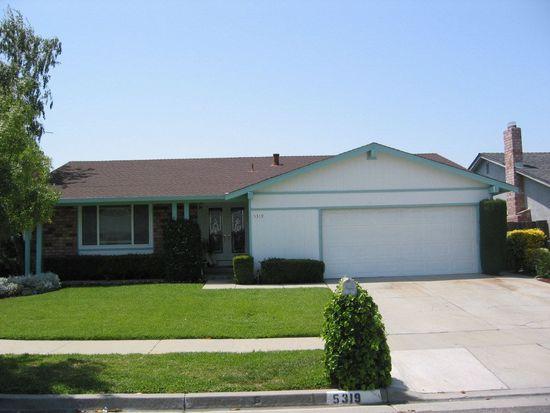 5319 Mango Blossom Ct, San Jose, CA 95123