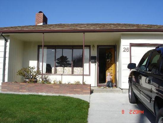 26 Randolph St, Eureka, CA 95503