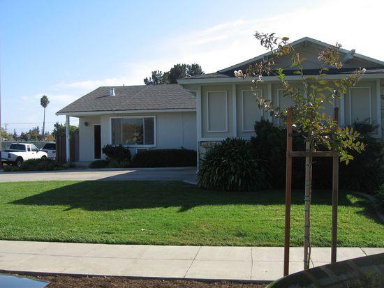 1352 Teakwood Dr, San Jose, CA 95128