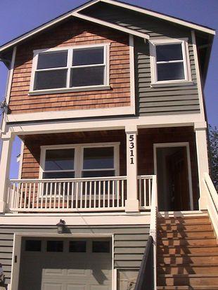 5311 27th Ave NE, Seattle, WA 98105