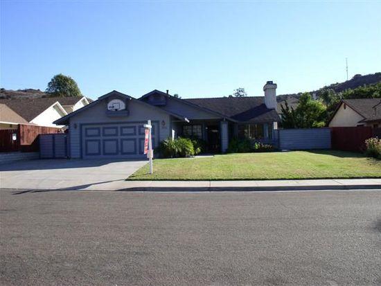 13431 Khuram St, Lakeside, CA 92040