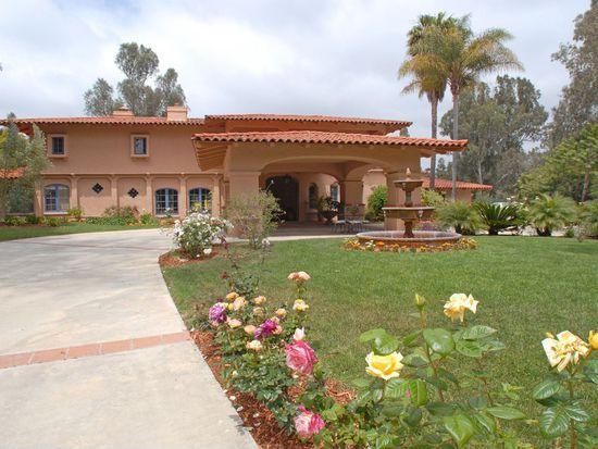 15968 Via Del Alba, Rancho Santa Fe, CA 92067