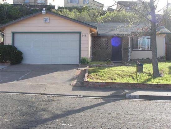 848 Stanford Dr, Vallejo, CA 94589