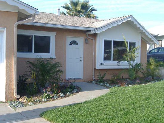 5412 Lenox Dr, San Diego, CA 92114