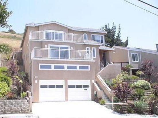 409 Farallon Ave, Pacifica, CA 94044