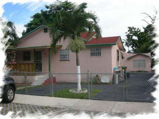 1270 NW 38th St, Miami, FL 33142