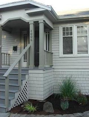 4006 Linden Ave N, Seattle, WA 98103