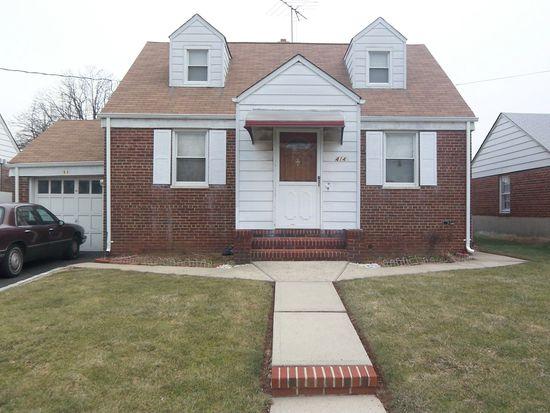 414 Bernard Ave, Linden, NJ 07036