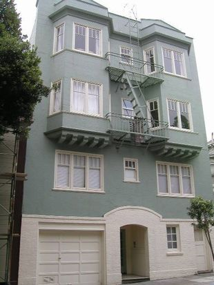 2025 Ofarrell St APT 3, San Francisco, CA 94115
