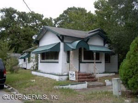 1641 Steele St, Jacksonville, FL 32209