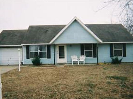 2403 Pin Oak Rd, Muskogee, OK 74401