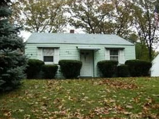 37 Eldridge St, Chicopee, MA 01013