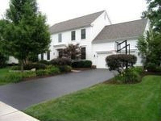 4936 Hampsted Sq E, New Albany, OH 43054