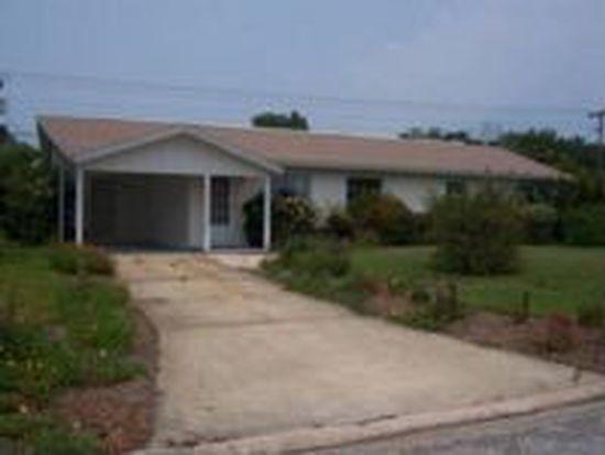 1500 Thoreau St, Titusville, FL 32780