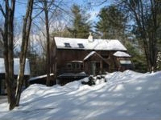 153 Old Troy Rd, Fitzwilliam, NH 03447