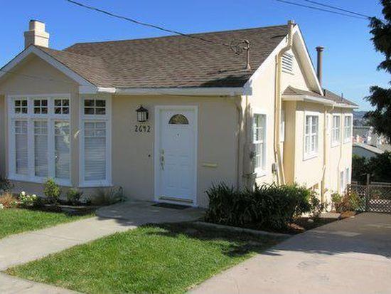 2642 Rawson St, Oakland, CA 94619