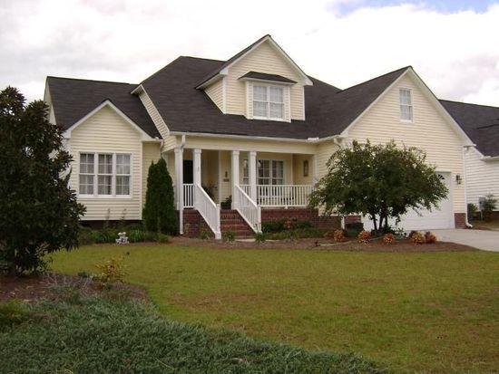 1712 Rondo Dr, Greenville, NC 27858