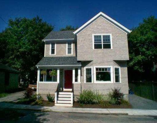 47 Kingston Ave, Newport, RI 02840